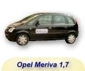 Opel Meriva Automatik