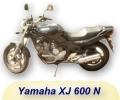 Yamaha XJ 600 N